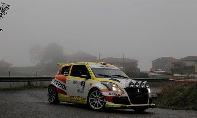 38 Rallye Santander Cantabria, próxima parada para el equipo Suzuki-Repsol