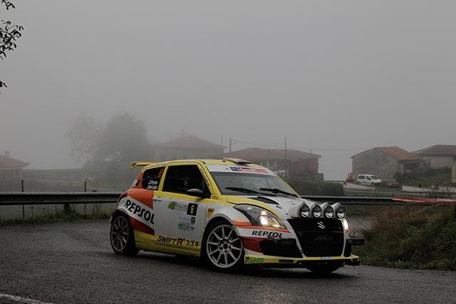Disponibles las galerías de fotos del 41 Rallye de Llanes