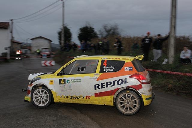 Disponibles las galerías de fotos del 38 Rallye Santander Cantabria