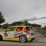 Podium para Gorka Antxustegi en el 23 Rallye La Nucía