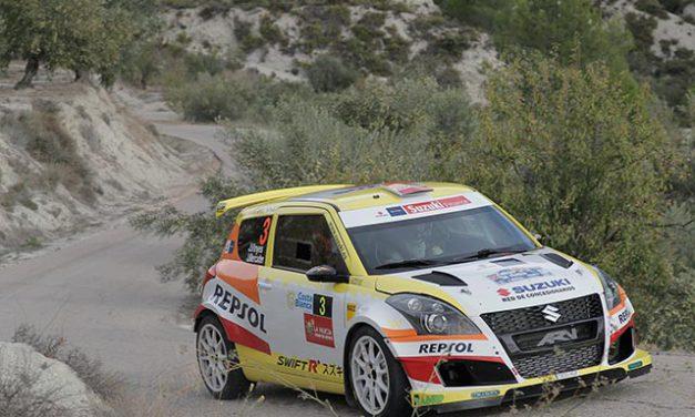 Rallye Comunidad de Madrid, a celebrar el título de marcas