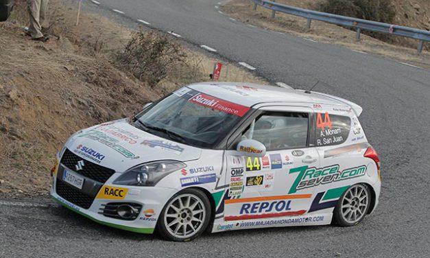 Alberto Monarri gana la Copa Suzuki Swift 2017