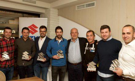 Suzuki entrega los premios de la Copa Suzuki Swift