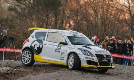 Buenas sensaciones en el 22 Rallye A Coruña