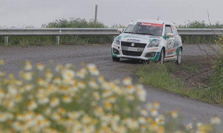 Daniel Berdomás gana la Copa Suzuki Swift en el 36 Rallye Sierra Morena