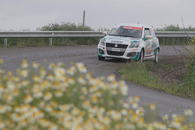 Clasificación Copa Suzuki Swift 36 Rallye Sierra Morena