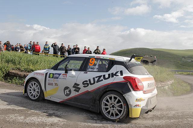 Disponibles las galerías de fotos del 36 Rallye Sierra Morena