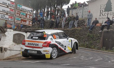 Disponible la galería de fotos del 42 Rally Islas Canarias