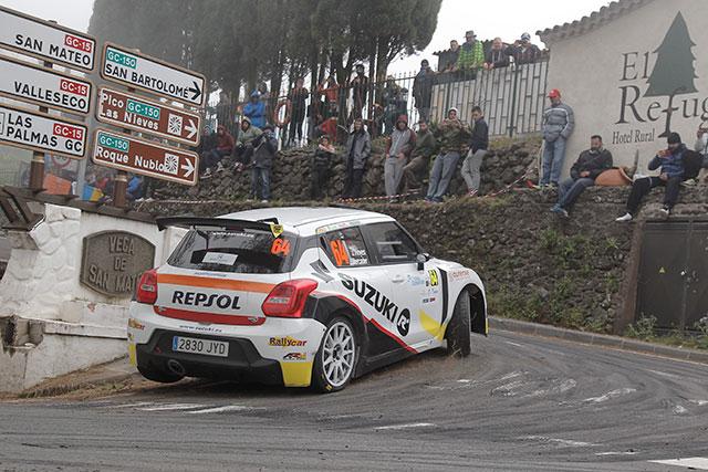 Adeje, próxima parada en Canarias para el Equipo Suzuki