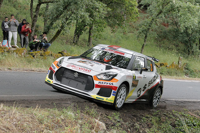 Disponibles las galerías de fotos del 51 Rallye de Ourense