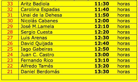 Aviso 07.18 . 51 Rallye de Ourense