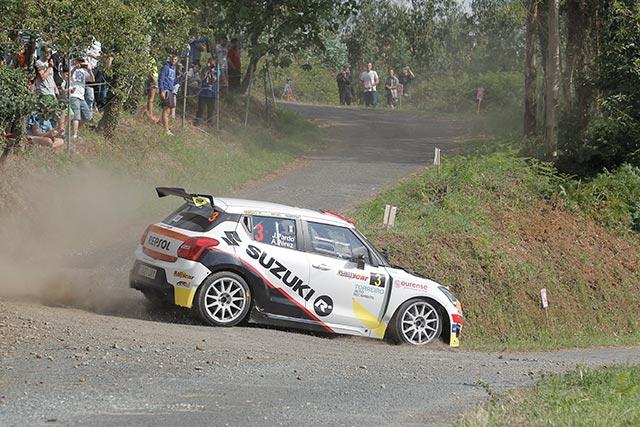 Disponibles las galerías de fotos del 49 Rallye de Ferrol