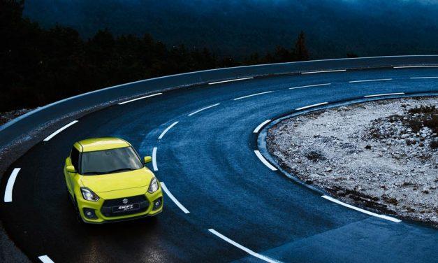 El equipo Suzuki vuelve a la actividad en el 55 Rally Princesa de Asturias