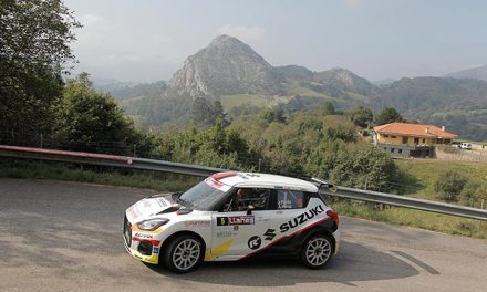 Disponibles las galerías de fotos del 42 Rallye Villa de Llanes