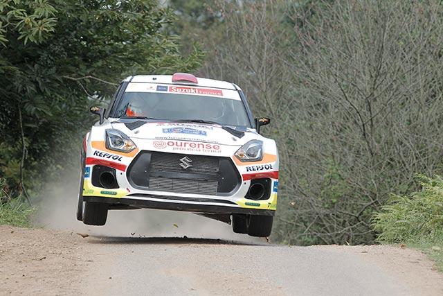 42 Rallye de Llanes, próxima parada del Equipo Suzuki