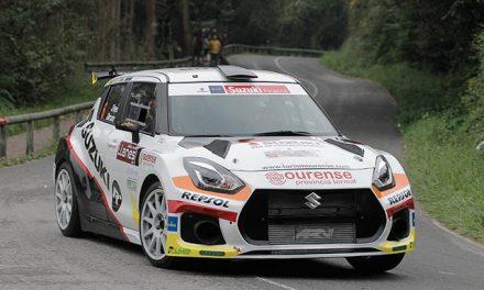 Todo listo para disputar el 39 Rallye Blendio Santander