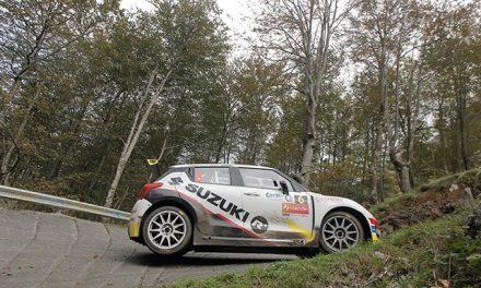 Disponibles las galerías de fotos del 39 Rallye Blendio Santander