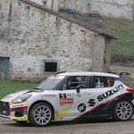El Equipo Suzuki camino al 24 Rallye La Nucía