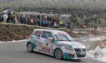 Daniel Berdomás gana la Copa Suzuki Swift 2018 e Iago Gabeiras se lleva la Junior.