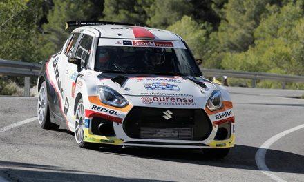 Disponible la galería de fotos del 24 Rallye La Nucía