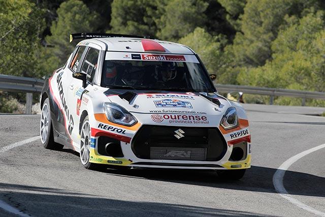 IX Rallye Comunidad de Madrid RACE, última parada del Equipo Suzuki