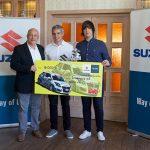 Suzuki entrega los premios de la Copa Suzuki Swift 2018