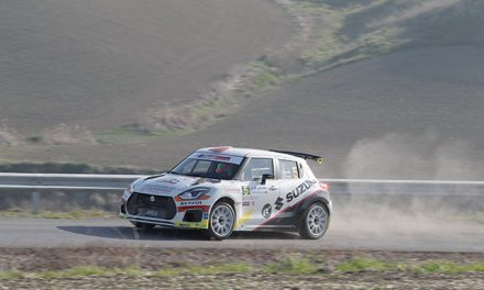 Disponible la galería de fotos del 37 Rallye Sierra Morena