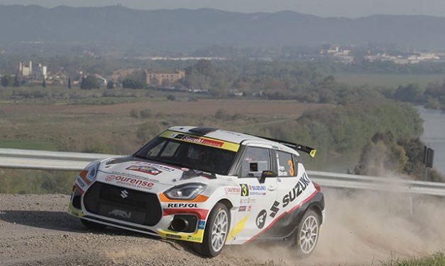 29 Rallye Villa de Adeje, próximo destino para el Equipo Suzuki