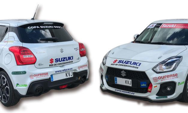 Aviso 04-19. Copa Suzuki Swift 2019