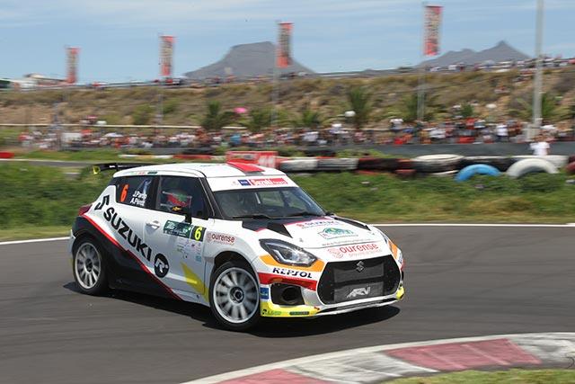 Suzuki copa el Podium de N5 en el 29 Rallye Villa de Adeje