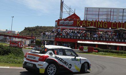 El Equipo Suzuki camino de Ourense