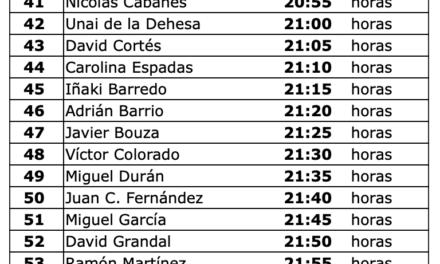Aviso 07-19. 52 Rallye de Ourense
