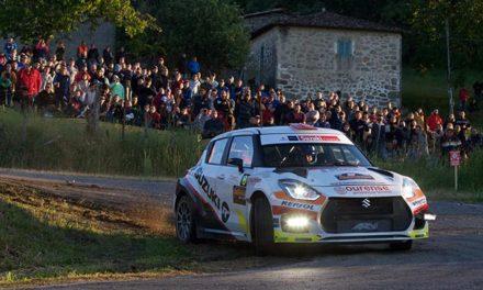 Disponibles las galerías de fotos del 52 Rallye de Ourense