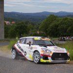 El Equipo Suzuki en el último Rallye Santander-Cantabria