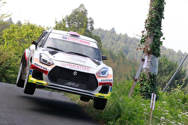 Disponibles las galerías de fotos del 50 Rallye de Ferrol