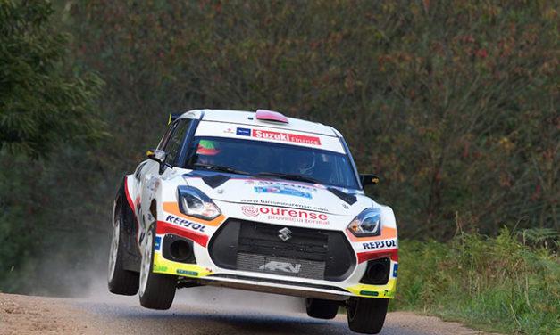 El Equipo Suzuki camino al 25 Rallye La Nucía