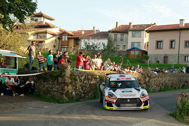 Disponibles las galerías de fotos del 43 Rallye Villa de Llanes