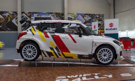 El Equipo Suzuki llega al Rallye Comunidad de Madrid RACE en clave 2020