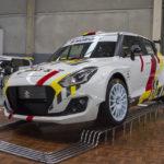 Suzuki Ibérica presenta el Swift R4LLY S