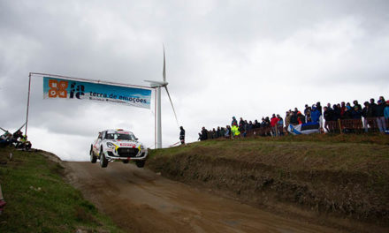 Disponible la galería de fotos del 33 Rally Serras de Fafe