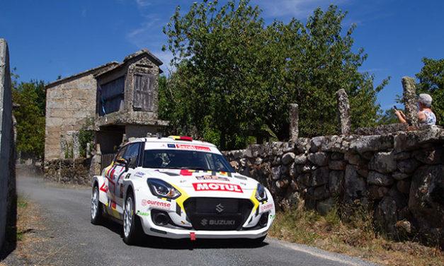 Disponibles las galerías de fotos del 53 Rallye de Ourense