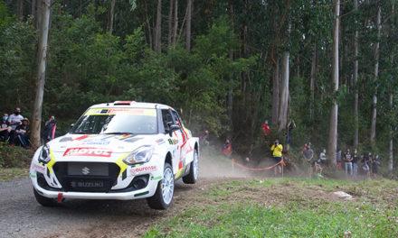 El Equipo Suzuki en la buena línea tras el 51 Rallye de Ferrol – Suzuki
