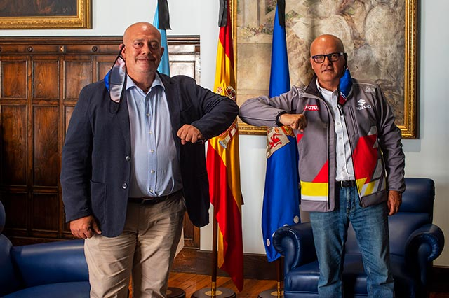 La Diputación de Ourense renueva compromiso con Suzuki hasta 2023
