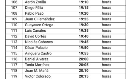 Aviso 11.20 Rallye Rías Altas