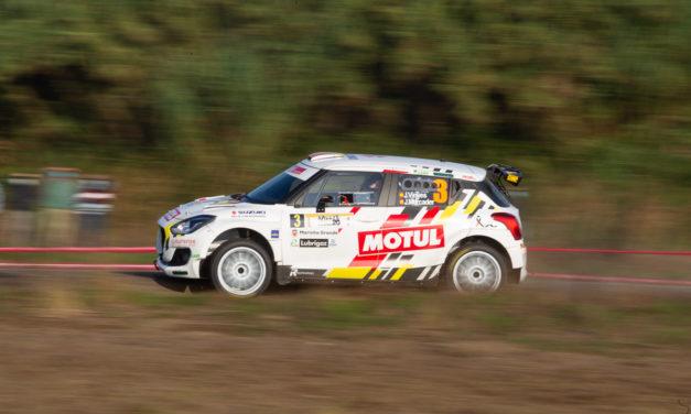 Disponible la galería de fotos del Rallye Vidreiro 2020