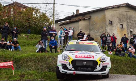 Disponible la galería de fotos del 57 Rally Princesa de Asturias