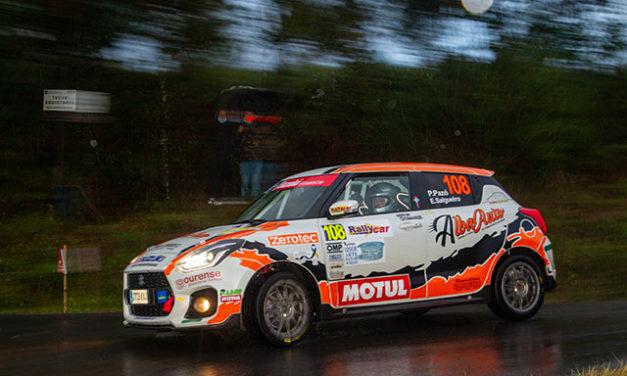 Disponible la galería de fotos del Rallye Rías Altas 2020