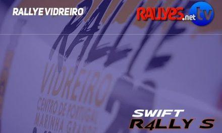 Resumen en vídeo del Rallye Vidreiro 2020
