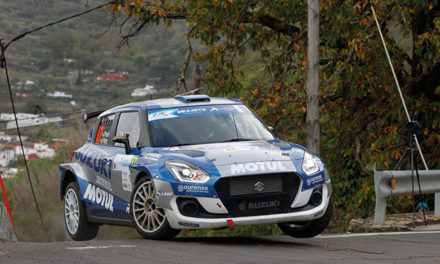 Disponible la galería de fotos del 44 Rally Islas Canarias