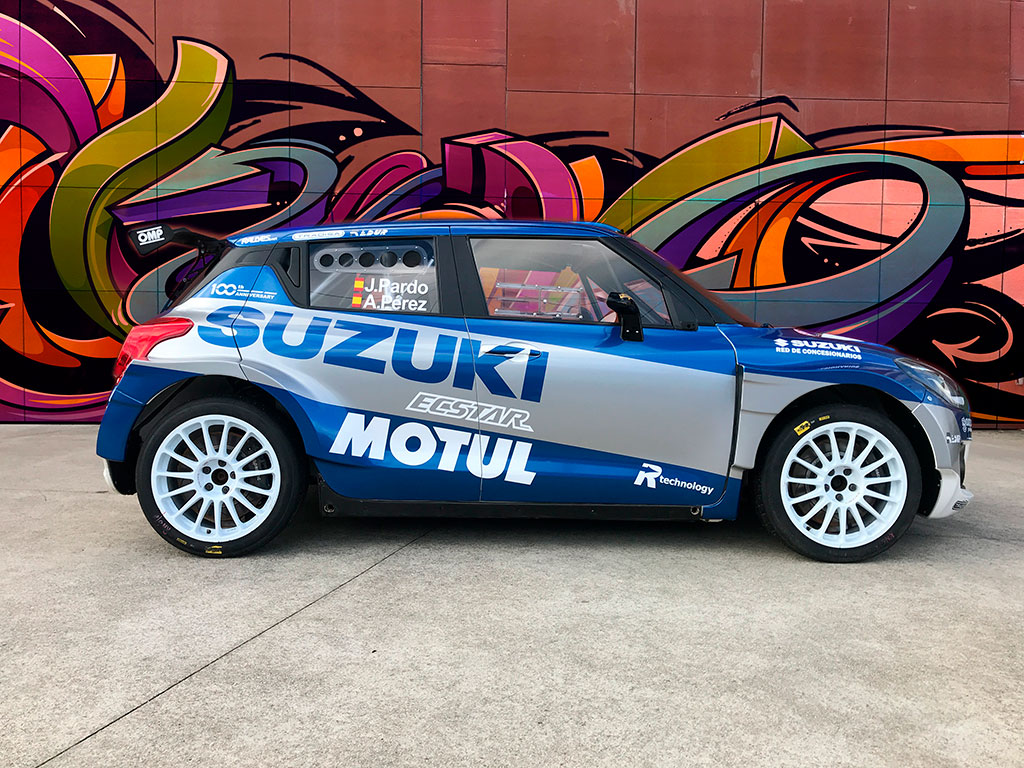 ERC + SCER + CERA: 44º Rallye Islas Canarias [26-28 Noviembre] Suzuki-swift-2